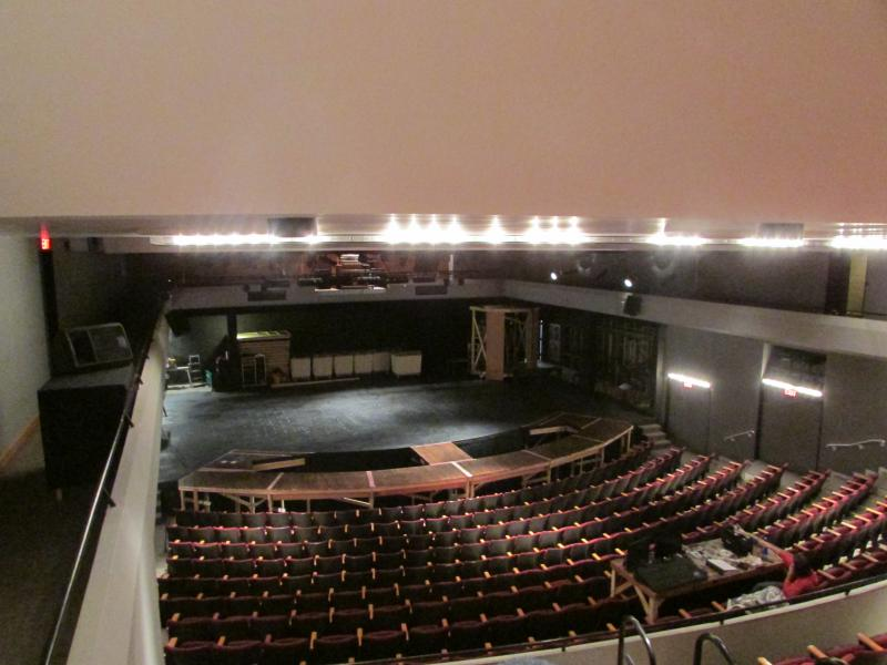 One of the main performance halls on Drake University campus