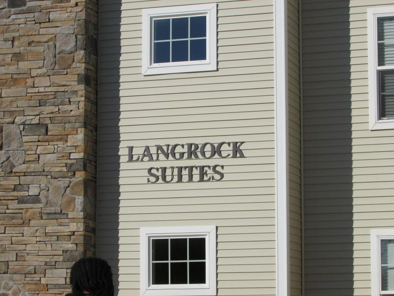 Suite style living quarters for Grand View University Students